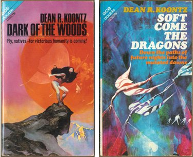 Soft Come the Dragons / Dark of thee Woods (Dean Koontz Soft Come The Dragons compare prices)