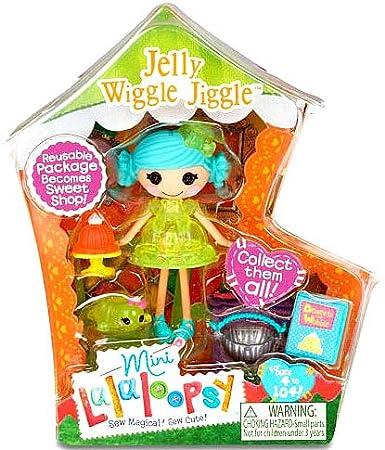Mini Lalaloopsy Jelly Wiggle Jiggle Doll