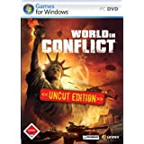 "World in Conflict (Uncut) (DVD-ROM)von ""Sierra"""