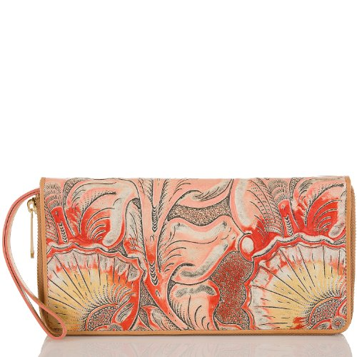 All Day Clutch<br>Sunset Batik