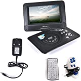 DVDP090t CYCLEROBOT 9.8 Inch LCD Screen Portable DVD