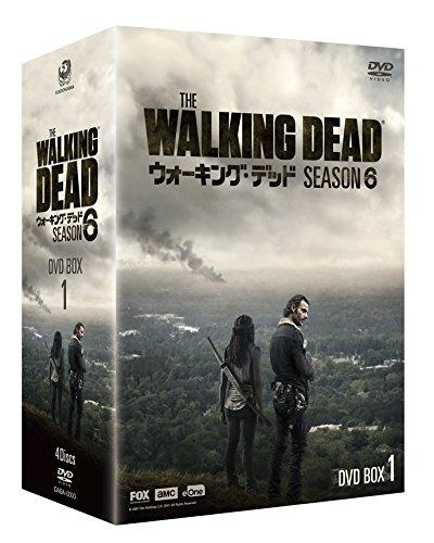 ウォーキング・デッド6 DVD-BOX1