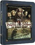 Fluch der Karibik 3 - Am Ende der Welt (Pirates of the Caribbean - At World's End) Exclusive Limited Edition Steelbook (UK Import ohne dt. Ton) [Blu-ray]