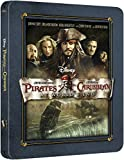 Pirates of the Caribbean: At World's End Blu Ray Zavvi Exclusive Limited Edition Steelbook #/3000 Region B