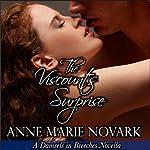 The Viscount's Surprise: Damsels in Breeches Regency Series, Book 2 (       UNABRIDGED) by Anne Marie Novark Narrated by Pearl Hewitt