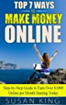 Top 7 Ways to Make Money Online: Step...