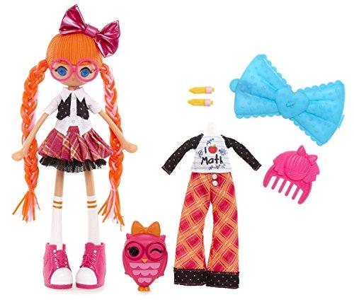 Lalaloopsy Girls Deluxe Bambola Bea Spells a Lot e accessori, 23 centimetri