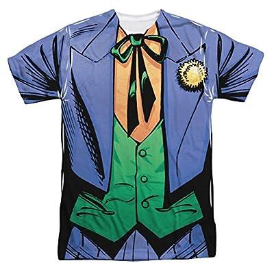 The Joker Costume All Over Print Front T-Shirt