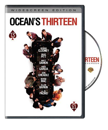 Cover art for  Ocean's Thirteen (Widescreen Edition)