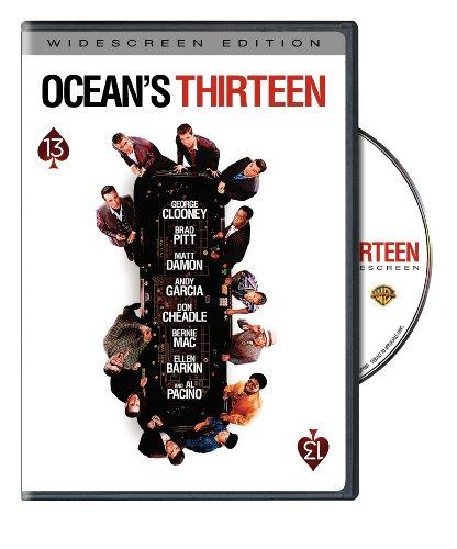Cover art for  Ocean's Thirteen (Widescreen Edition)