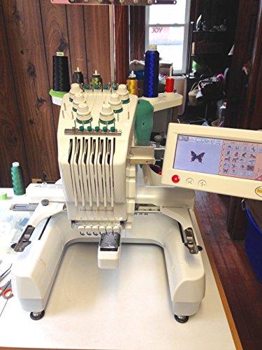 Babylock Professional 6 Needle Embroidery Machine (white)