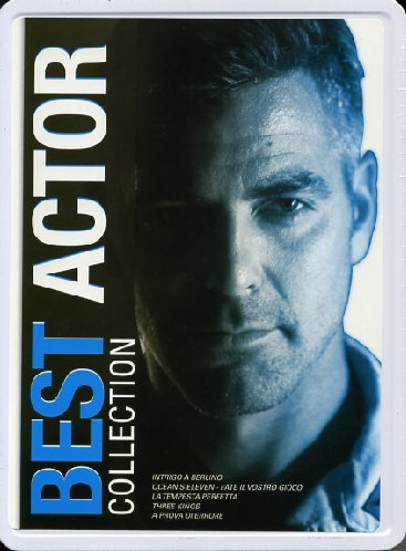 Best actor collection - George Clooney [5 DVDs] [IT Import]