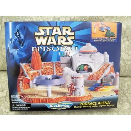 Star Wars Episode I MicroMachines - Podrace Arena