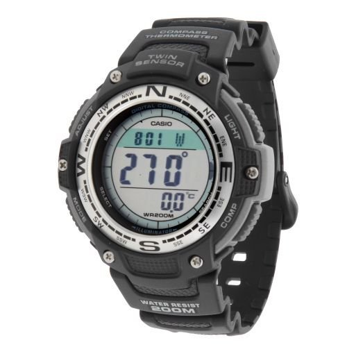 Casio Twin Sensor Watch by Casio – SGW100-1V