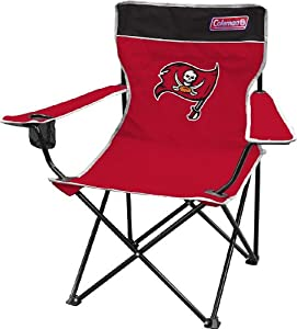 NFL Tampa Bay Buccaneers Coleman Folding Chair With Carrying Case by Licensed Products