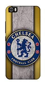 Chelsea Football Club Design - Xiaomi MI5 Mobile Hard Case Back Cover - Printed Designer Cover for Xiaomi MI5 - XIMI5CFCB123