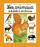 Les animaux des forêts et des champs
