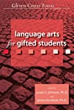 img - for Language Arts for Gifted Students (Gifted Child Today Reader) book / textbook / text book