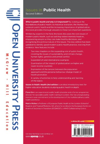 Issues in Public Health (Understanding Public Health)