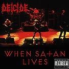 When Satan Lives - Live