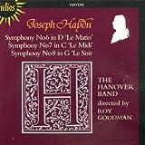 Symphonies of Joseph Haydn 6-8