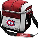 NHL Montreal Canadians Logo Cooler Bag, 24 Can
