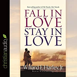 Fall in Love, Stay in Love Audiobook