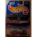 Hot Wheels 1999 First Editions 56 Ford Truck #22 Of 26 Cars