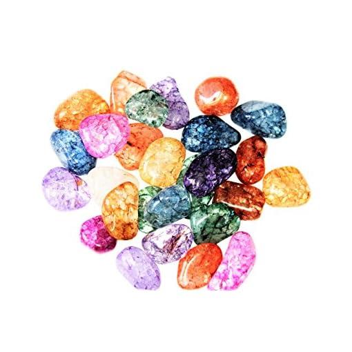 Bergkristall-Naturgeister-Trommelsteine-geeist