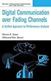 img - for Digital Communication over Fading Channels: A Unified Approach to Performance Analysis by Marvin K. Simon (2000-07-27) book / textbook / text book