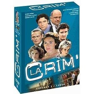 La Crim - coffret 2 (24 épisodes)