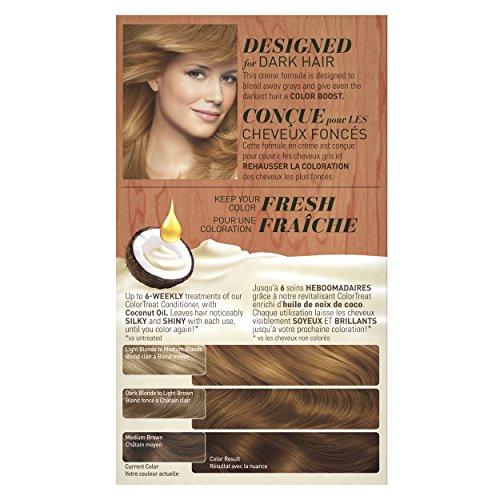 Clairol Natural Instincts Crema Keratina Hair Color Kit