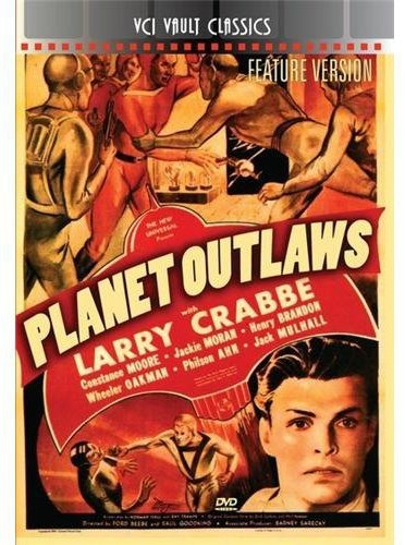 DVD : Planet Outlaws