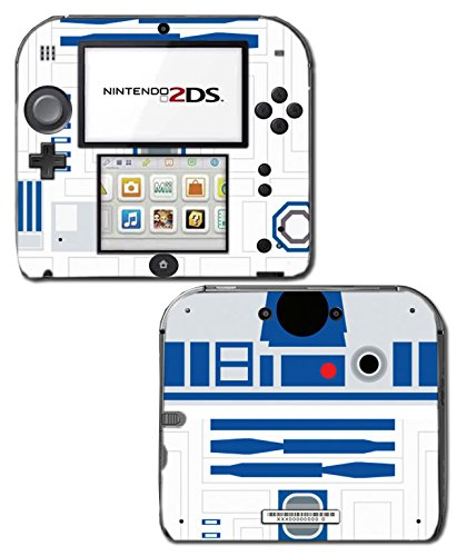 Star Wars R2-D2 Special Edition R2D2 BB-8 BB8 Robot Droid Bot Video Game Vinyl Decal Skin Sticker Cover for Nintendo 2DS System Console