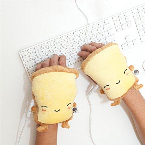 Smoko Toast USB Handwarmers (Butta)