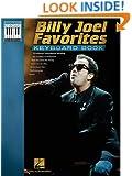 Billy Joel Favorites Keyboard Book - Note For Note Keyboard Transcriptions
