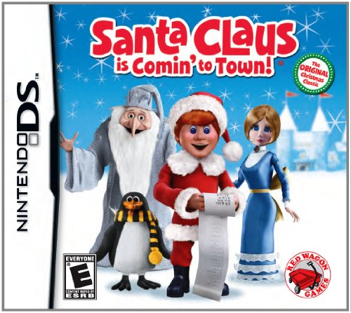 Santa Claus Is Coming to town - Nintendo DS - 1
