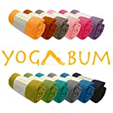Yogabum Classic Collection Non-Slip Yoga Mat Towels