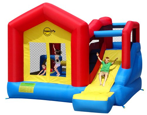 Climb And Slide Bouncy House, Bouncy Castle By Duplay The Number.1 Supplier To The Uk Home Market Picture