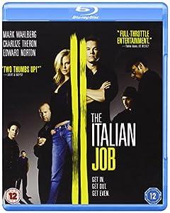 Italian Job [Blu-ray] [Import anglais]