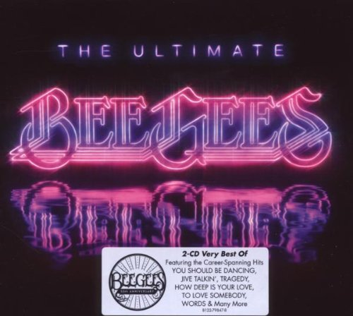 The Ultimate Bee Gees artwork