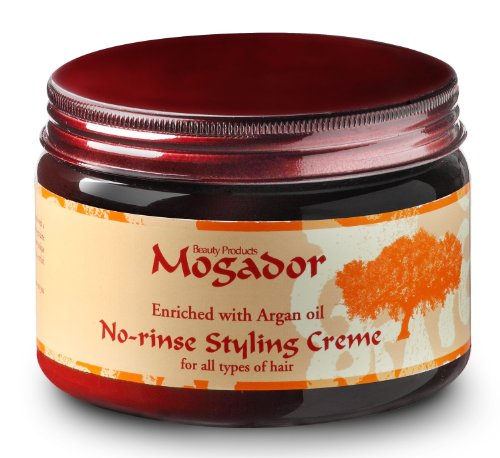 MOGADOR Beauty Products (enriched with Argan oil) - No-rinse Styling Creme