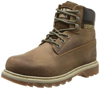 Cat Footwear COLORADO, Herren Chukka Boots, Beige (MENS DARK BEIGE), 40 EU (6 Herren UK)