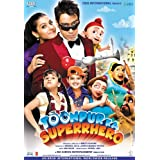 Toonpur Ka Superhero (New Hindi Film / Bollywood Movie / Indian Cinema DVD) ~ Ajay Devgn