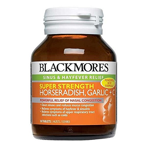 blackmores-super-strength-horseradish-garlic-c-sinus-hay-fever-support