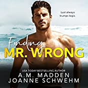 Finding Mr. Wrong   [A.M. Madden, Joanne Schwehm]