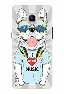 Noise Designer Printed Case / Cover for Samsung Galaxy J2 Pro - 6 (New 2016 Edition) / Comics & Cartoons / Woof Music