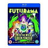 Futurama - Into The Wild Green Yonder [Blu-ray] [2008] [Region A & B]by Billy West