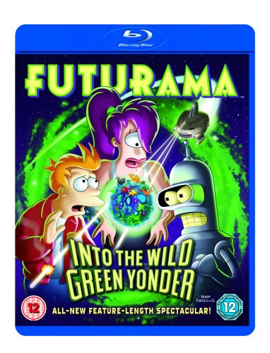 Futurama – Into The Wild Green Yonder [Blu-ray]