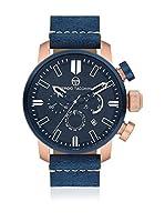 Sergio Tacchini Reloj de cuarzo Man Azul 45 mm